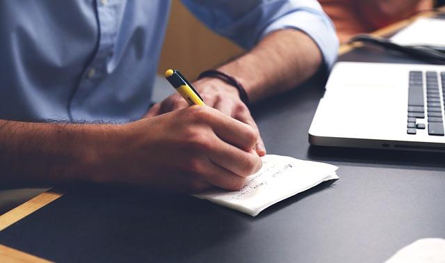 Dergilere Kapak Mektubu Yazılması